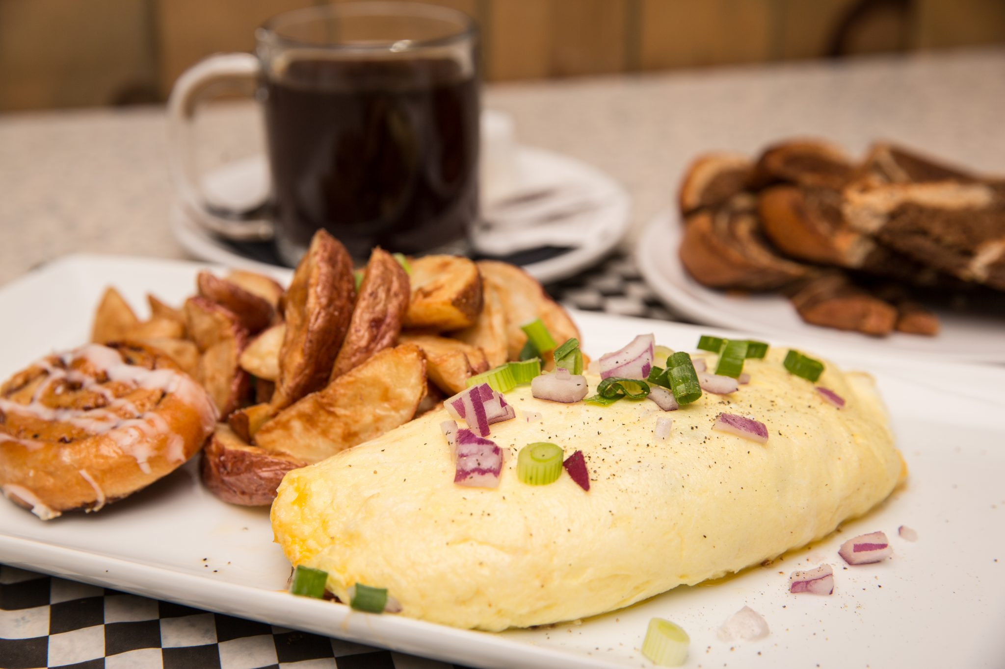 Orchard Omelette - Eggs & Breakfast Things | Brandt's Creek Pub Kelowna