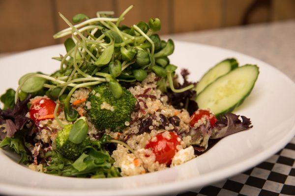 Quinoa Salad - Kelowna Restaurant | Brandt's Creek Pub