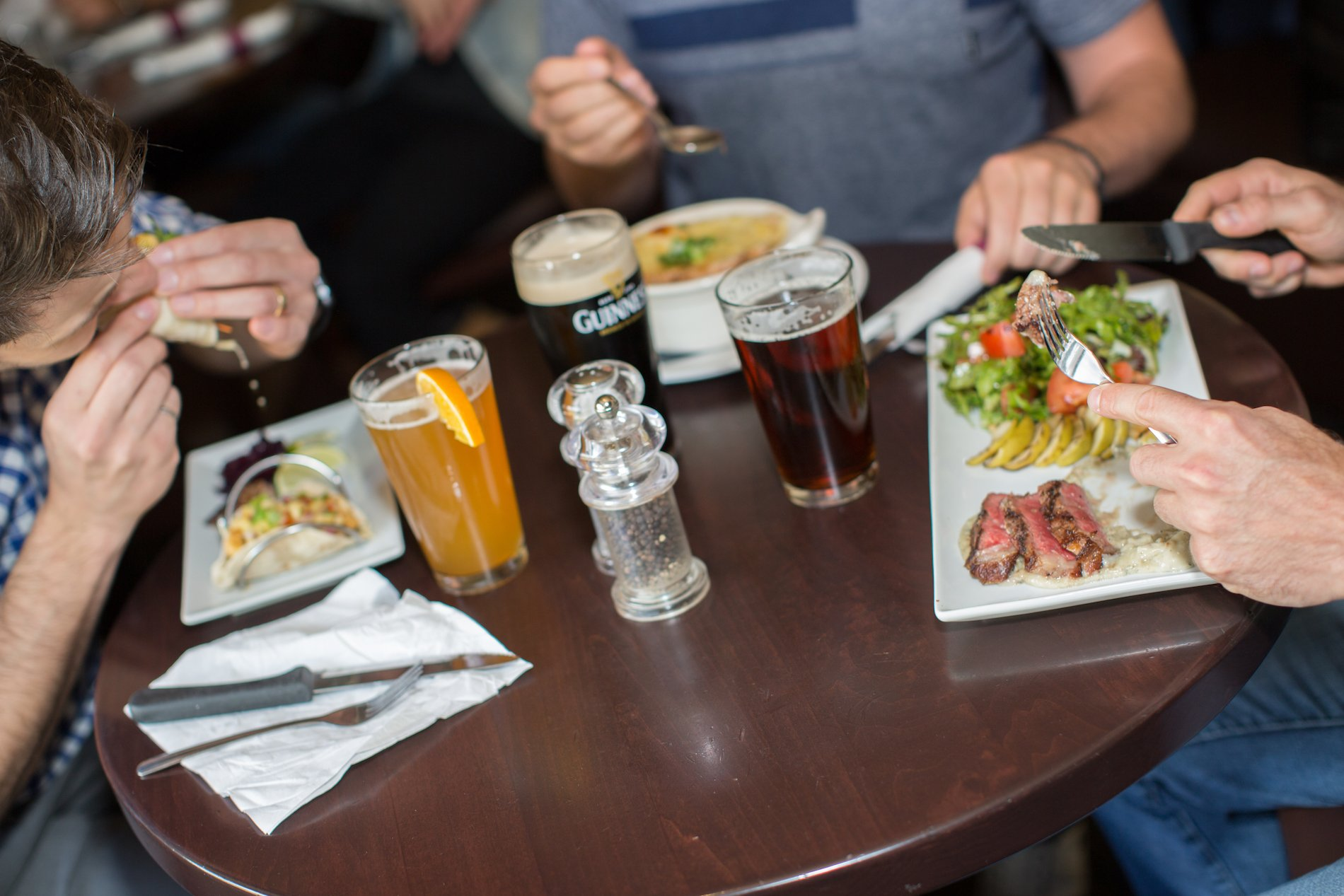 brandt's creek pub kelowna menu