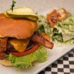 Best Burgers in Kelowna: Get 'em at Brandt's Creek Pub!