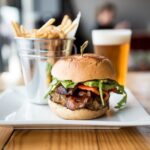 Best Drinks to Pair With a Burger for Dinner in Kelowna